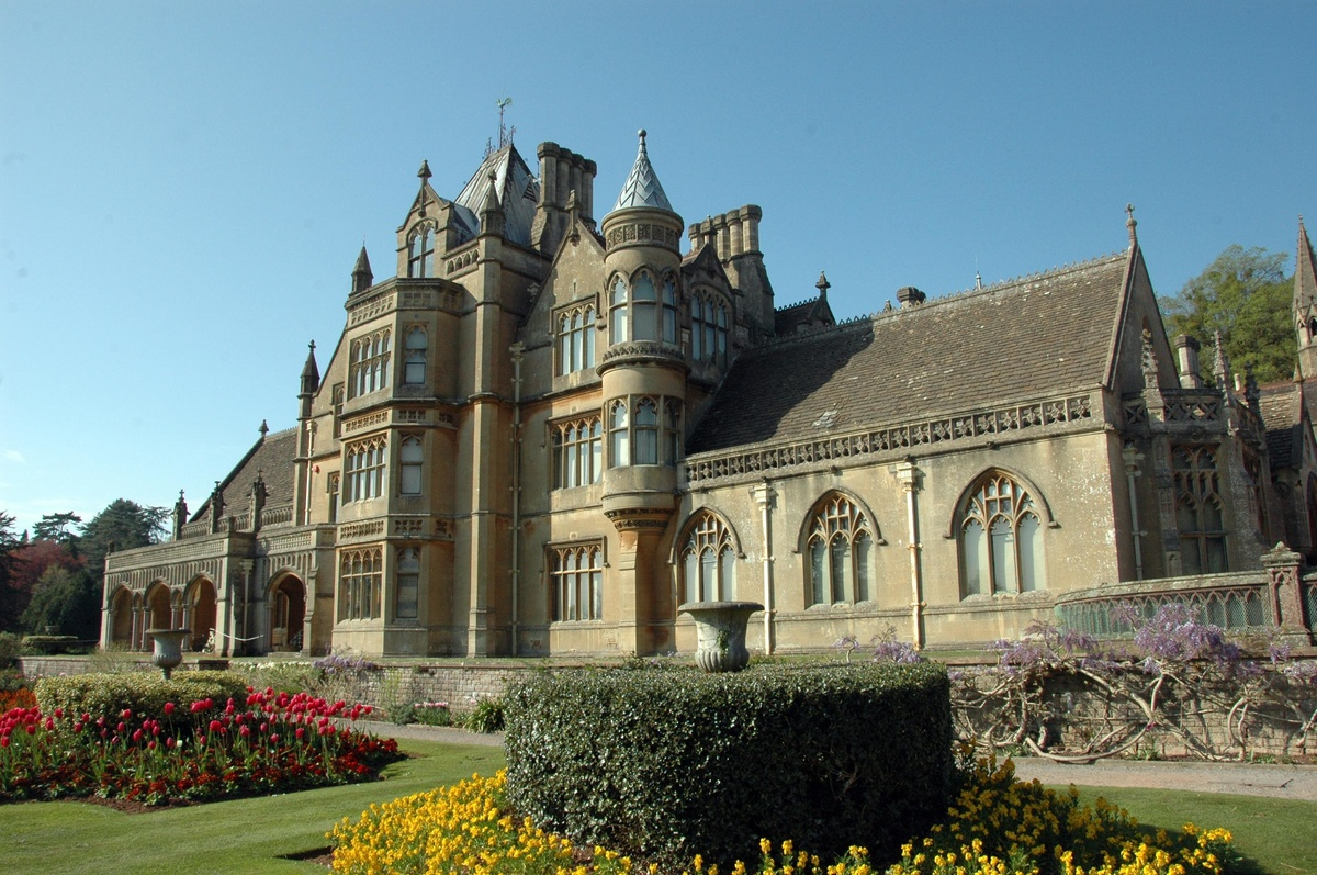Tyntesfield House 2
