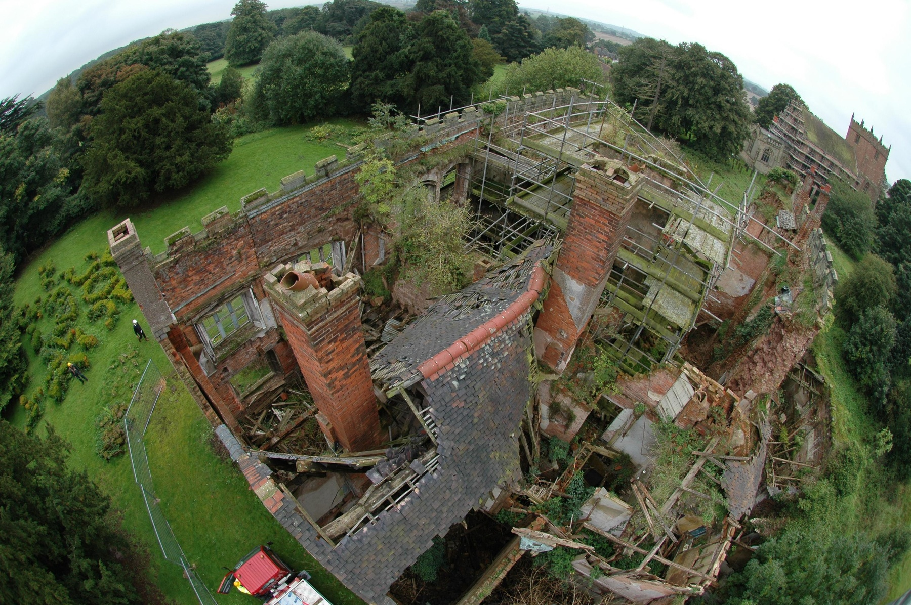 Astley Castle Sept08 91